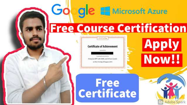 Pluralsight Free Certification Course   Get 5 Free Course Every Week   Free Course with Certificate 2021