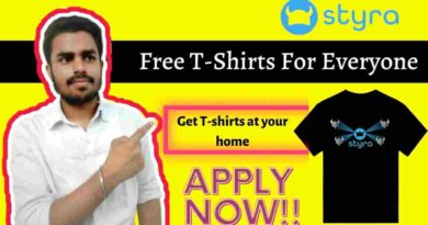 Free Swags For Developers   Free Goodies and Swags   Styra T-shirt For Everyone
