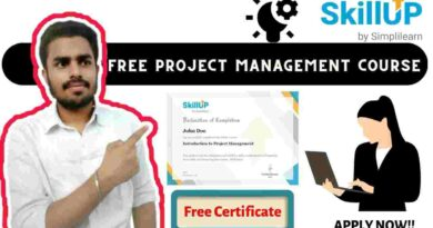 Free Project Management Course for Beginners   Certificate Course in Project Management in 2021