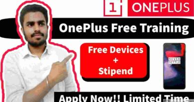 OnePlus Student Partner Program | Free OnePlus Training in 2021 | Free Devices