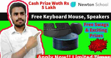 Chance to Win Keyboards, Speakers, Mouse | Grading Coding Contest Challenge 2021 | Win Swags, Exciting Prizes & Free Amazon Vouchers