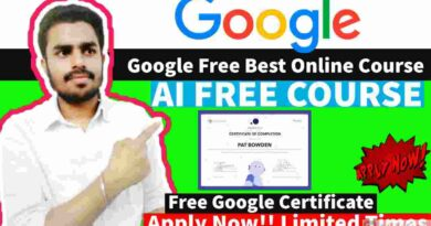 Google Elements Of Ai Free Course | Free Course by Google | Google Free Certification 2021