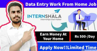 25 Data Entry Jobs In India   Internshala Jobs With Stipend   Data Entry Work From Home Work Without Any Investment