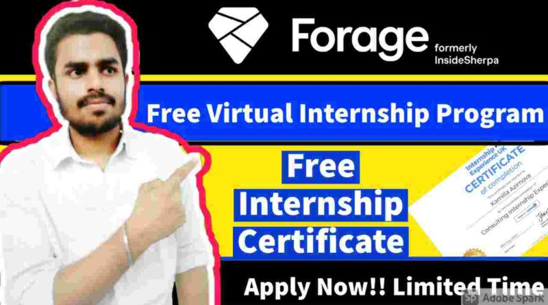 Cyber Security Virtual Internship Programme | Free Internship Certificate
