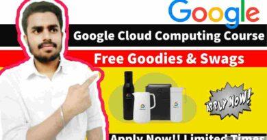 Google Biggest Challenge With Infinite Learning | Google Cloud Challenge | Win Exciting Goodies & Swags