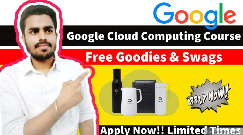 Google Learn To Earn Cloud Challenges | Cloud Computing Free Online Courses 2021 | Free Google Swags For Everyone