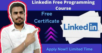 Programming Foundations Databases Linkedin Course 2021   Linkedin Free Course For Everyone