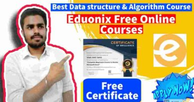 Best Free Data Structure & Algorithm Courses | Free DSA Online Course With Free Certificates in 2021 |Algorithms and Software Engineering for Professionals