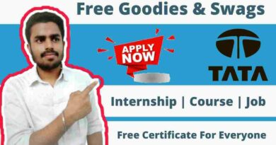 TATA Imagination Challenge 2021 | Free Goodies & Swags & Cash Award Upto Rs 2 Lakh