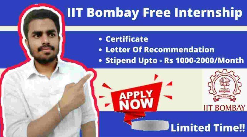 C++ Development Job/Internship | Internshala Free Job/Internship | Work From Home Job Opportunity At IIT Bombay